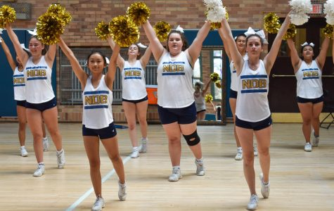 Cheer team ready to bring it on for competitions