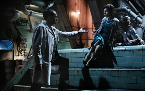 """Movie Review:  """"The Shape of Water"""""""