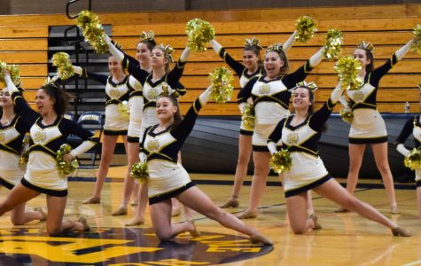 Cheer and pom head to USA Spirit Nationals