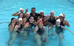 A banner in sight for water polo team