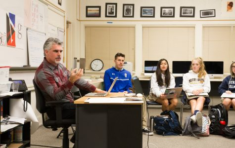 Tiger Studios: Video production class gets a revamp with new teacher Joel McDonell