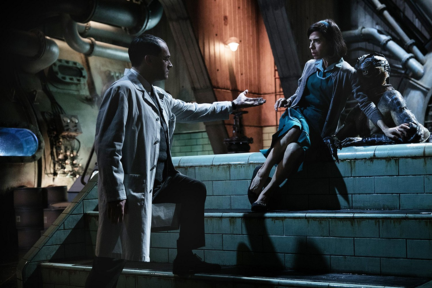 "Michael Stuhlbarg plays a scientist in ""The Shape of Water."""