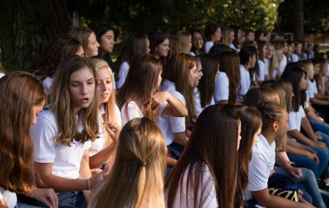 Link Crew helps freshmen with high school transition