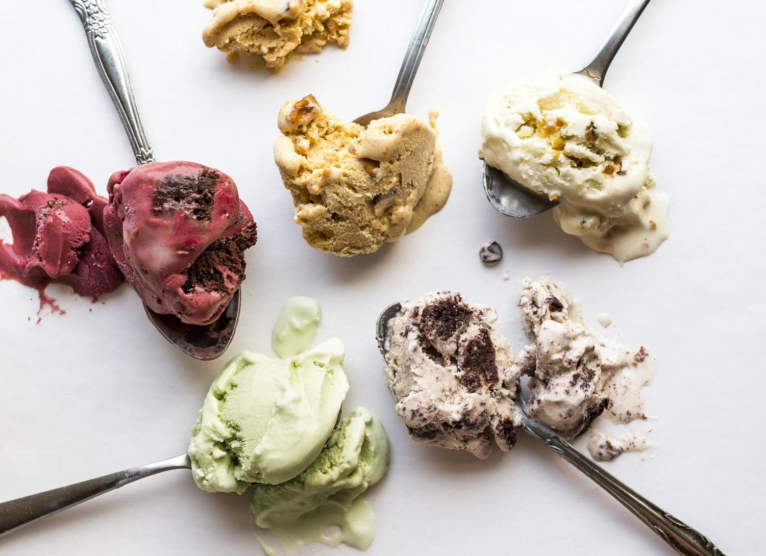 Salt & Straw features more than just your standard ice cream flavors.