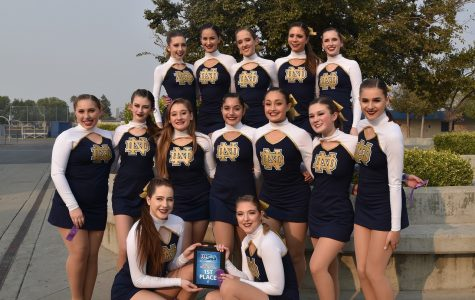 Spirit squad earns first place in season opener