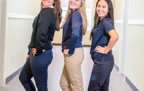 New uniform pants make their debut