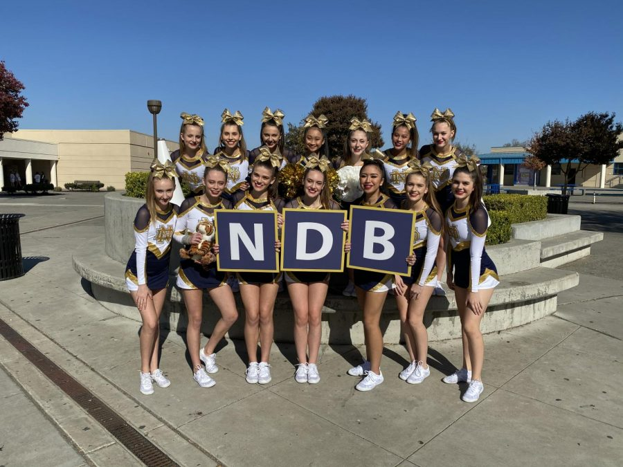 Road to nationals: Cheer and pom receive bids