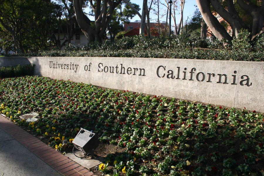 The University of Southern California is one of many universities that seniors were planning to visit over this year's Spring break, but is now closed for the rest of the Spring semester.