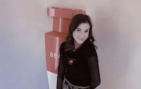 Autumn Bristow, senior at Milton High School
