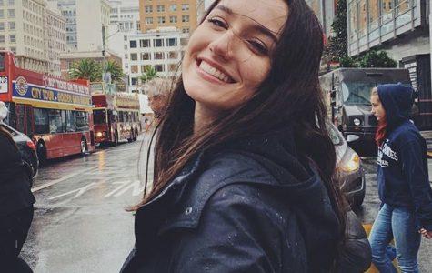 Isabel MacGinley, junior at Sacred Heart Preparatory