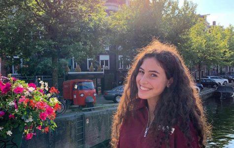 Maya Drusinsky, senior at Monte Vista High School