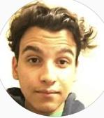Daniel Rodas-Falla, senior at St. Francis High School