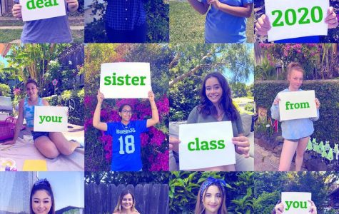NDB alumnae from the Mavericks, Class of 2018 send a message to their sister class, the Gators, the Class of 2020.