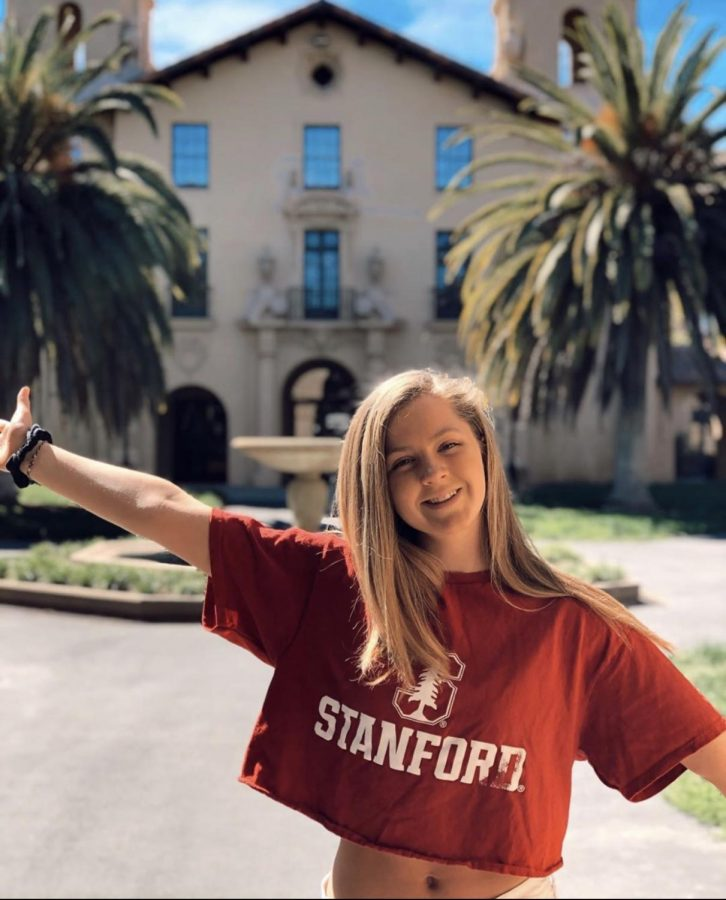 Editor in Chief Parker Daley is moving on from NDB to Stanford University.