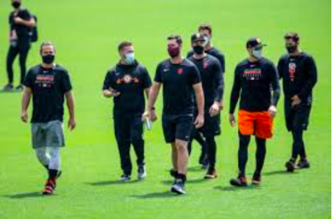 MLB and NFL adapt to COVID-19 safety protocols