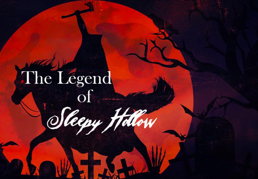 Tri-school Fall Play, The Legend of SLeepy Hallow