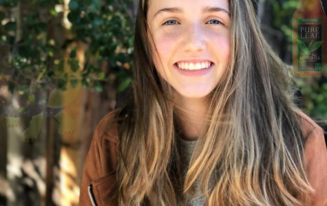 Charlotte Macavoy, freshman at San Mateo High School