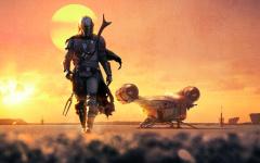 The Mandalorian returns for season 2 on October 30.
