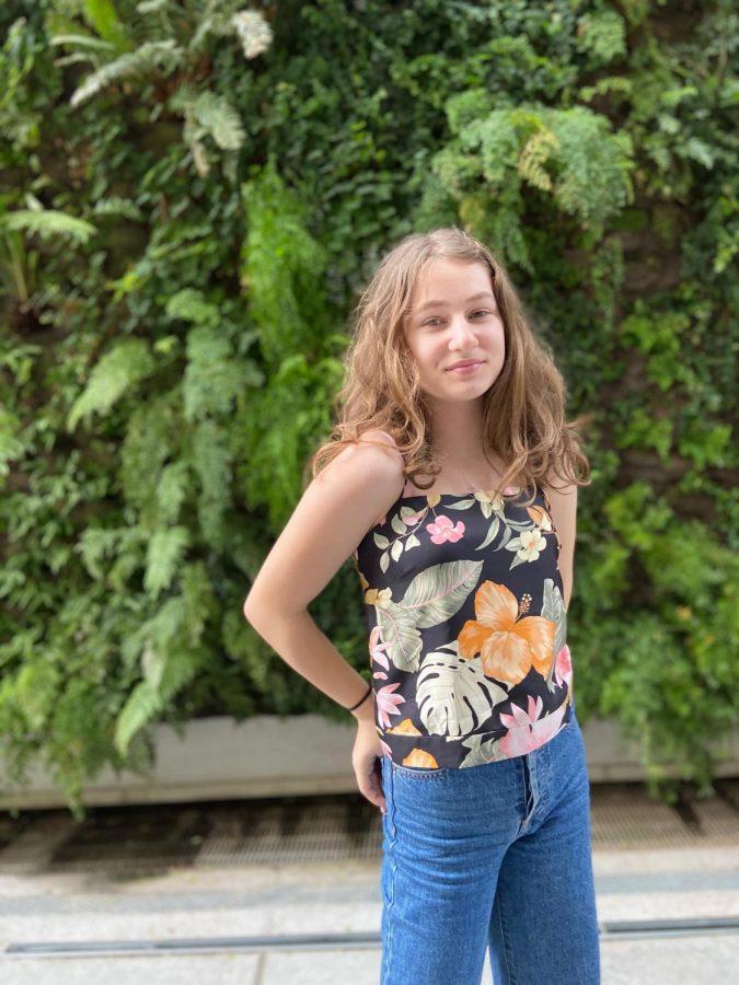 Laura Lipton, 24