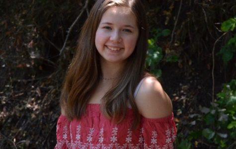 Claire Manuel, junior at Woodside High School