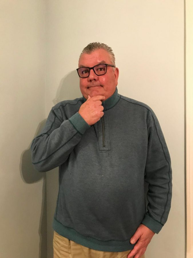 Steve Sanguinetti, father of Anna Sanguinetti, '21