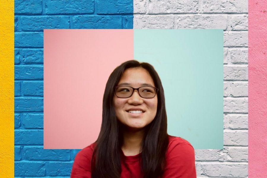 Enya Liu, sophomore at Archbishop Mitty High School