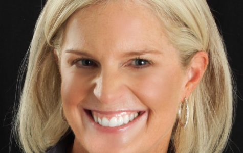 Alli Fitzgerald, parent of Lauren Fitzgeraid, '23