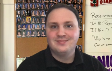 Jonathan Tomczak, History Teacher