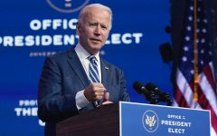 Democrat Joe Biden has been elected as the 46th President of the United States.