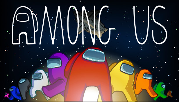 The Among Us cover art on Steam.