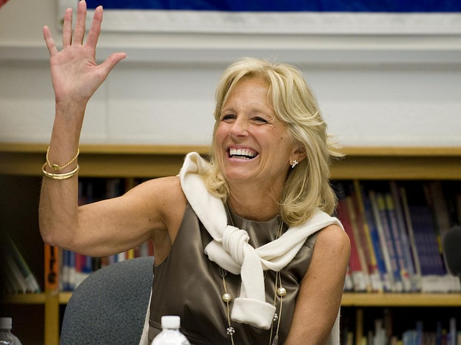 First Lady Jill Biden will make history by continuing to work while in the White House.
