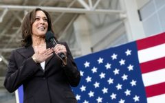 Kamala Harris will serve as the first female and first South Asian and Black Vice President.