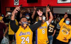 Fans of the Los Angeles Lakers are hopeful that the NBA will allow some fans to be in the arenas at the start of the 2020-21 season.