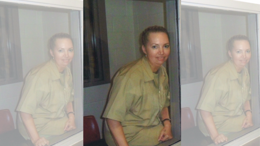 Lisa Montgomery at Carswell prison in 2017