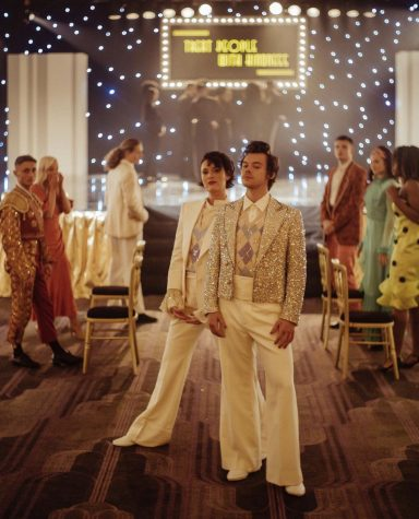 Harry Styles new music video and song 'Treat People with Kindness'