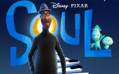 Movie poster for Soul on Disney+.