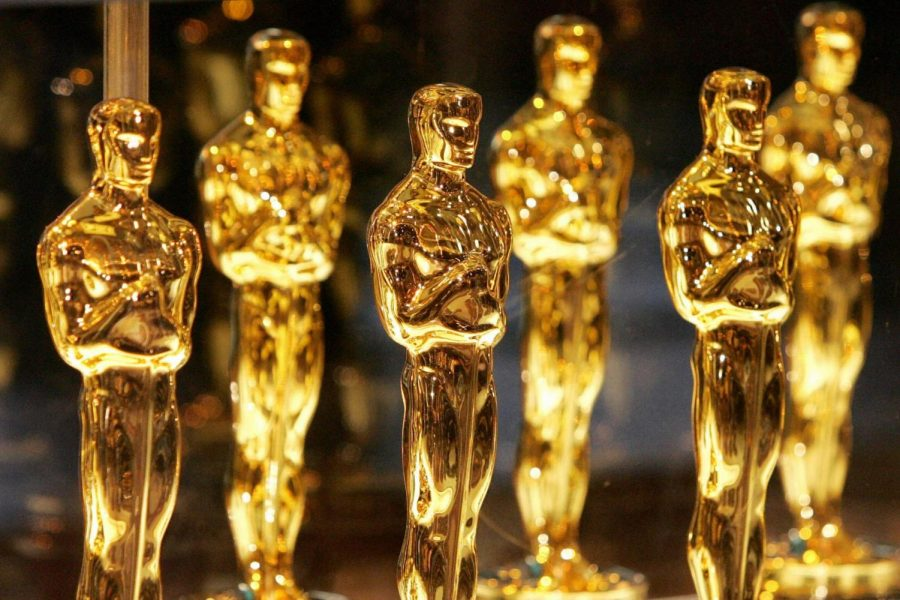 Oscar Awards to be handed out on Sunday, April 25, 2021.