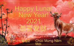 A Google Slide deck was created in place of NDB's typical Lunar New Year celebration.