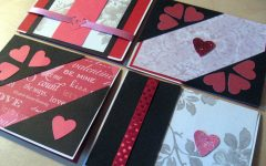 Making or giving Valentine's cards can uplift the spirits of both parties.