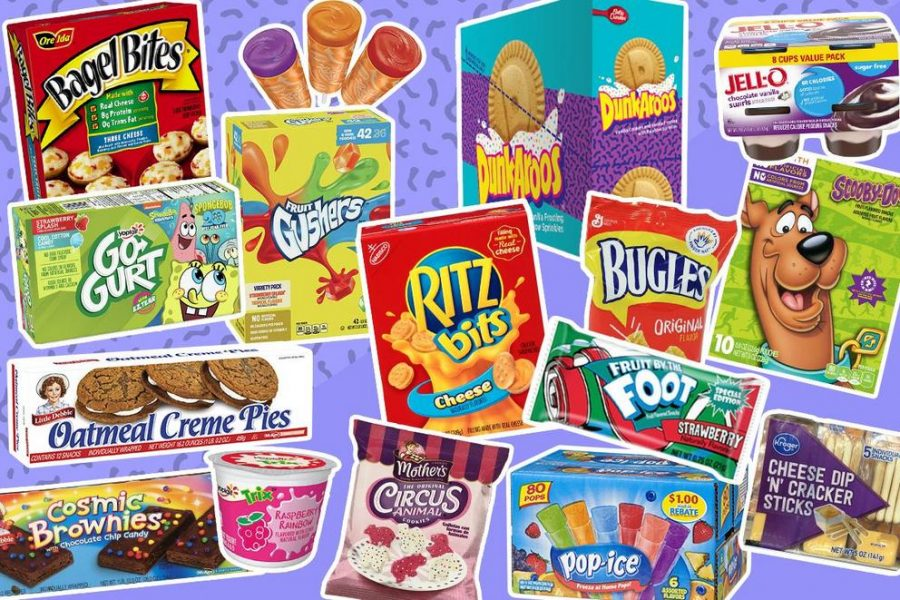 Childhood snacks: What do you miss the most?