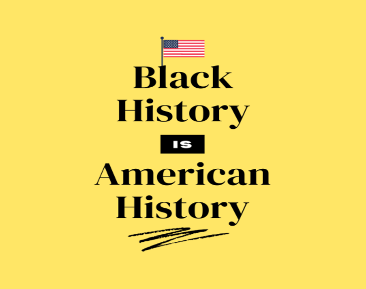 NDB shared this image as well as other resources to acknowledge Black History Month.