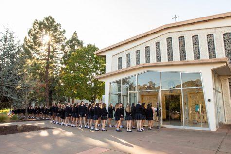 Going to a Catholic school as a non-religious student