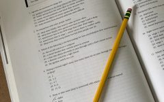 Students will take AP exams between May and June.