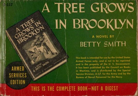 WHM book recommendation: A Tree Grows in Brooklyn by Betty Smith