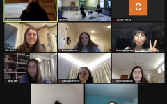Spanish II mixes in-person and online-learning teaching.