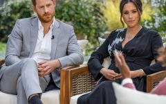 Prince Harry and Duchess of Sussex Meghan Markle discuss royal controversy in an interview with Oprah Winfrey.