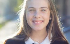 Editor-In-Chief Amelia Kyle is heading to UC Berkeley as part of the Class of 2025.