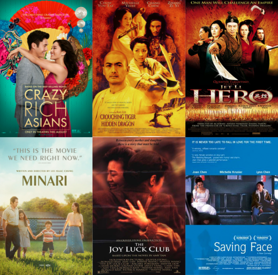 Movies to watch celebrating AAPI month