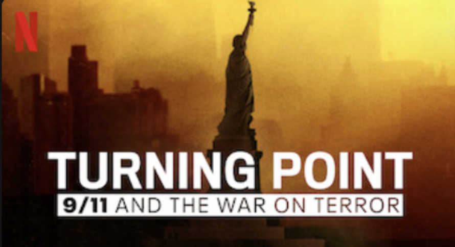 Turning Point cover page on Netflix.
