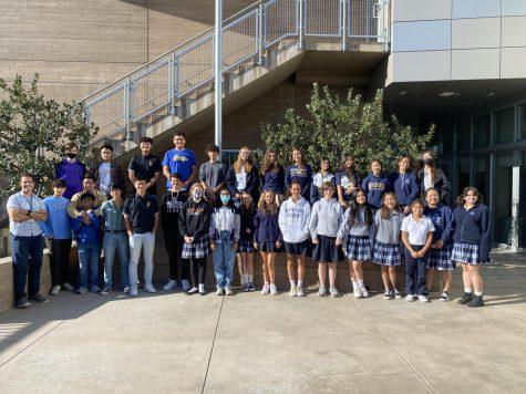 Tri-School Choir is back in-person